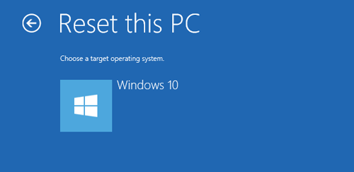 2 options to factory reset a HP laptop – Windows 10