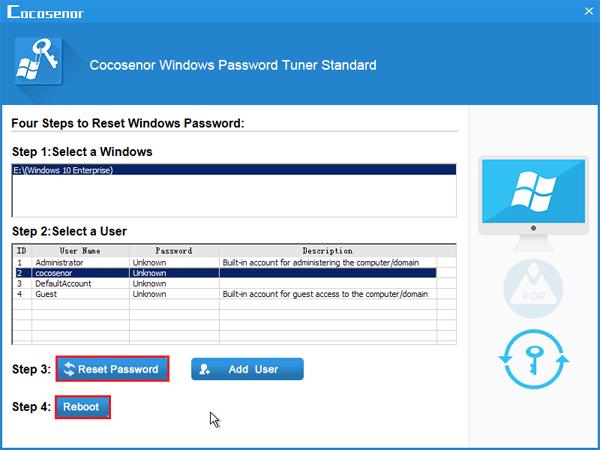 toshiba laptop reset password