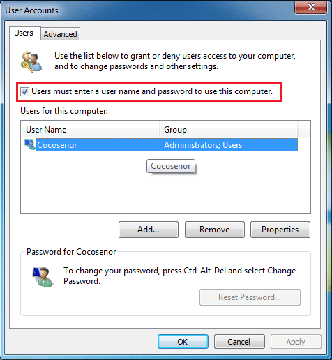 how to bypass my computer password windows 7