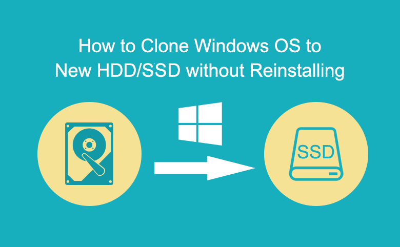 How to Clone Windows to SSD from HDD (Best Method)