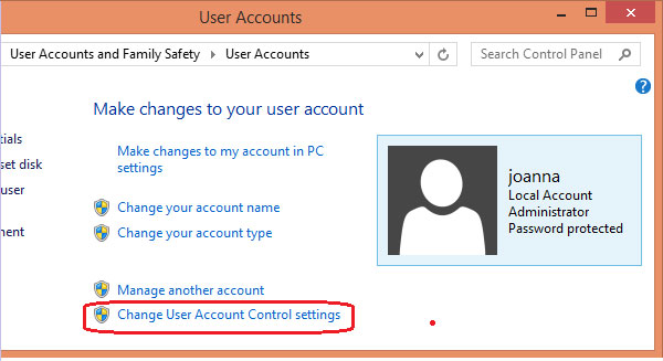 How to Disable User Account Control with or without Admin Password