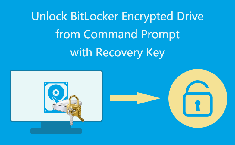 ✨ Bitlocker recovery key cmd | [SOLVED] Get Bitlocker recovery key