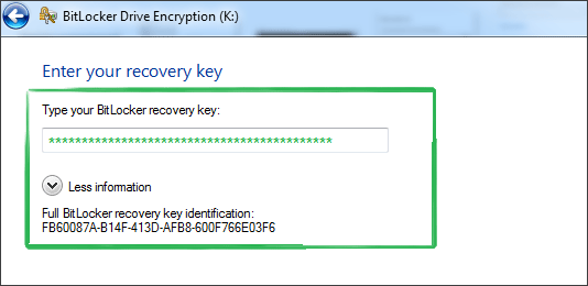 Ways to Remove BitLocker Encryption from USB without Password