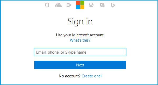 acer aspire windows 8.1 forgot password