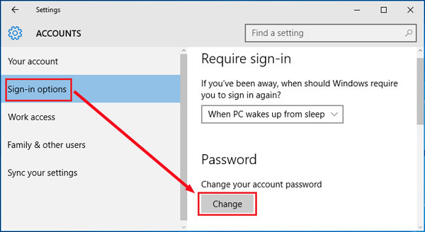 5 Cases to Reset Password on Huawei MateBook with Windows 10