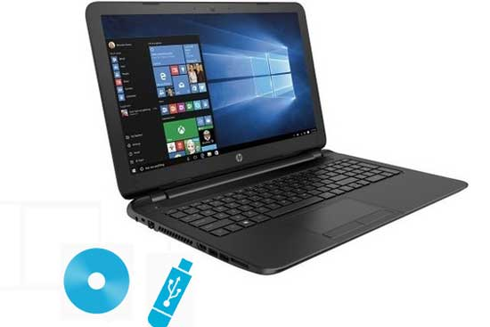 How to unlock a HP laptop without the password when you forgot it