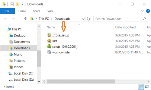 files download with edge