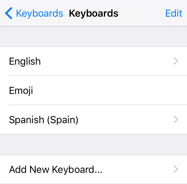 How to add a new keyboard on your iPhone