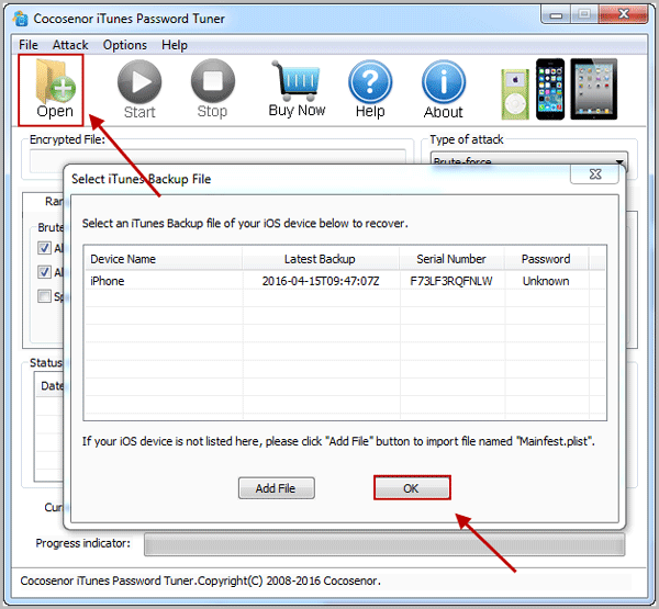 Forgot iTunes backup password? How to extract contacts from