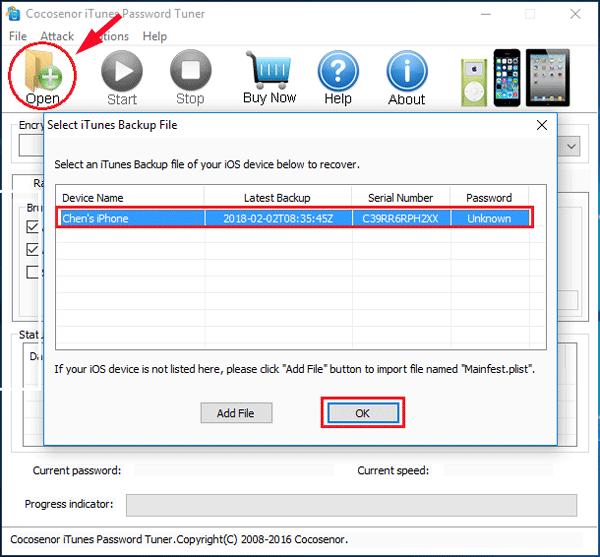 itunes iphone backup turn off encryption