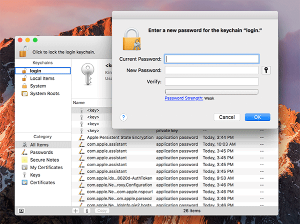 how to find out your administrator password on mac