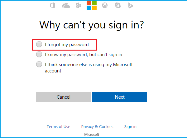 I Forgot My Outlook Email password, How to Recover?