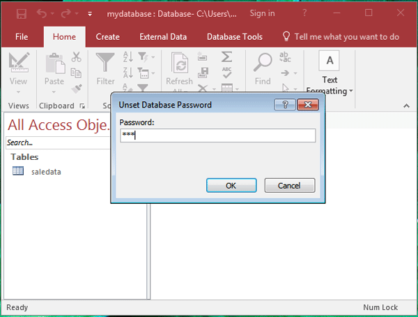 what is ms access
