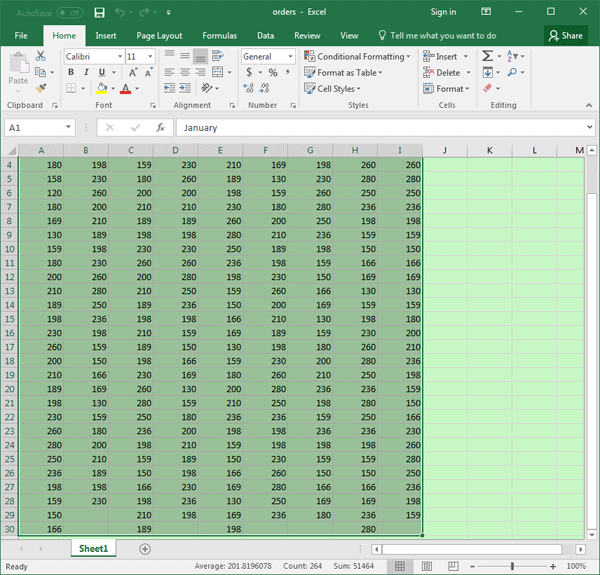 How To Convert Excel To Word Document Or Table In Office 2013 2016