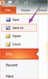 save ppt as a new file