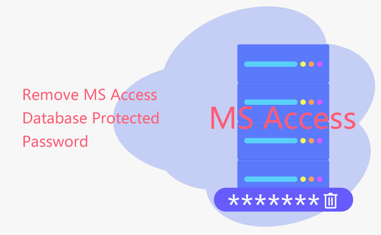 Remove MS Access database protected password (97 - 2016)