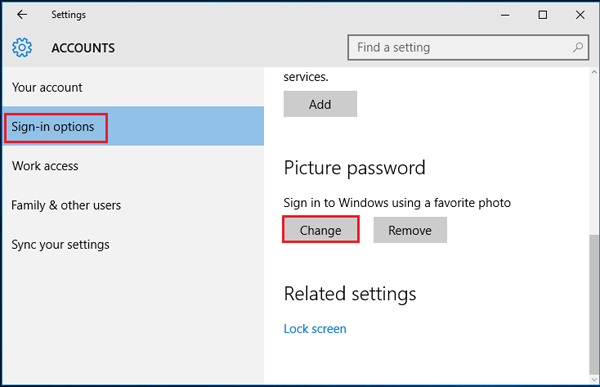 Forgot PIN Code or Picture Password for Surface