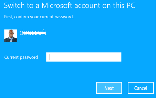 microsoft account surface pro