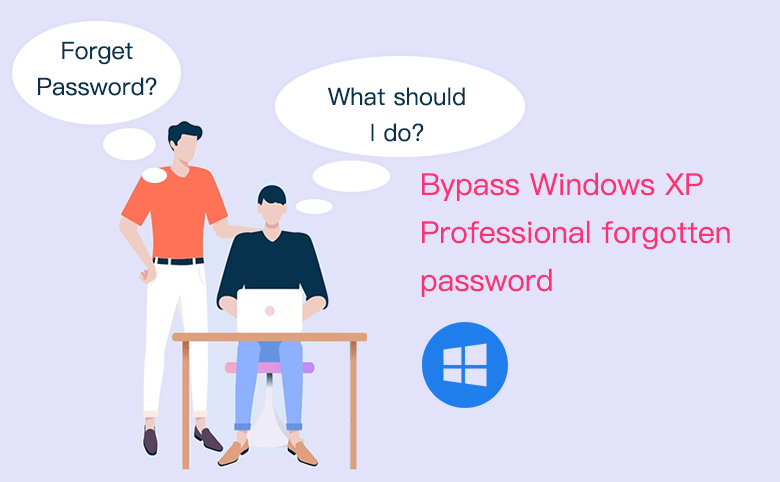 5 Tips to bypass Windows XP Professional forgotten password