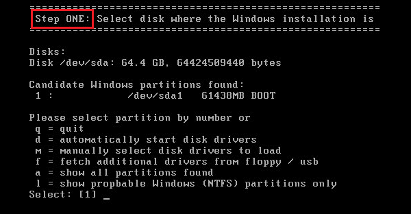 steps-to-bypass-windows-xp-password