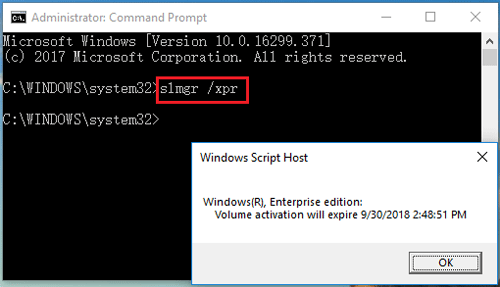 4 ways to verify if windows 10 is activated or not cmd to check windows 10 activation status ccuart Choice Image