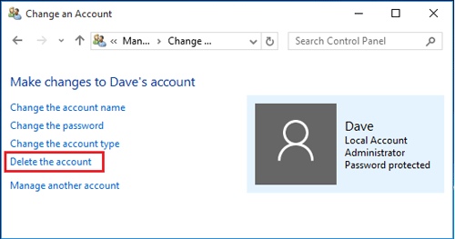 how to delete windows 10 and get windows 7