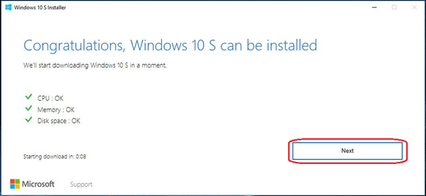 2 Ways to Downgrade Windows 10 Pro Back to Windows 10 S