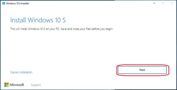 2 Ways to Downgrade Windows 10 Pro Back to Windows 10 S