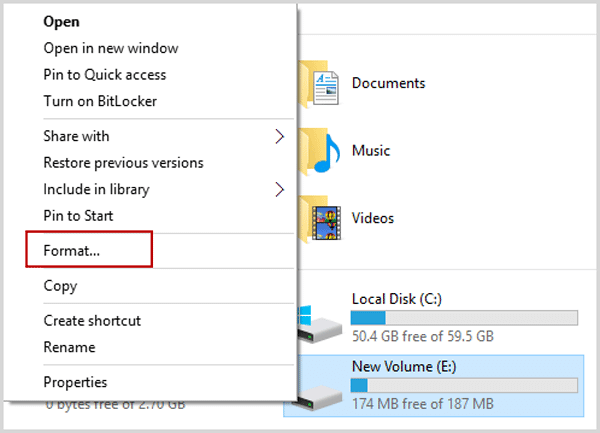 windows 10 how to delete partition