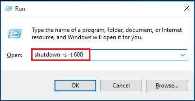 Shut Down Windows 10 Computer with Keyboard, CMD, or Mouse