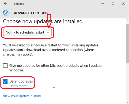 Four Tips to Stop Windows 10 Updates Download and Install