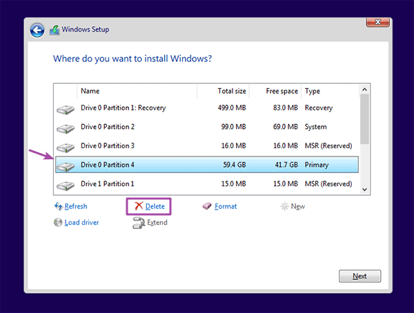 Upgrade Windows 10 from 32-Bit to 64-Bit without Data Loss