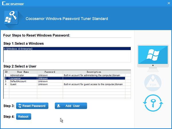 password software for windows 10