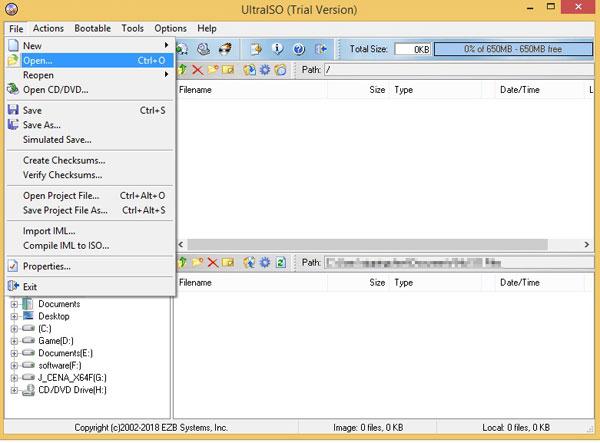 bootable usb iso windows 8