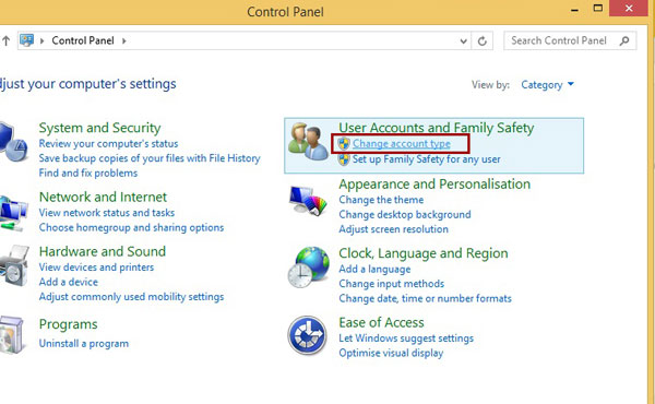 how to bypass windows 8.1 user password