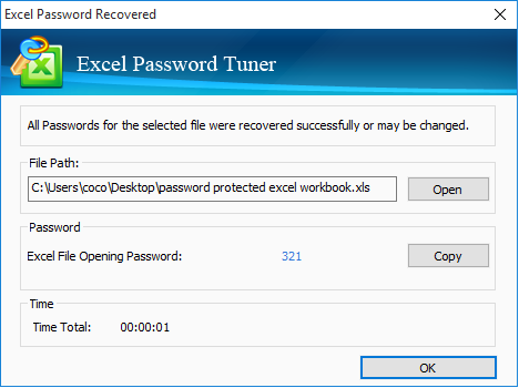 microsoft excel 2010 password recovery tool