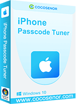 Cocosenor iPhone Passcode Tuner – Make Your iPhone Unlocked ...
